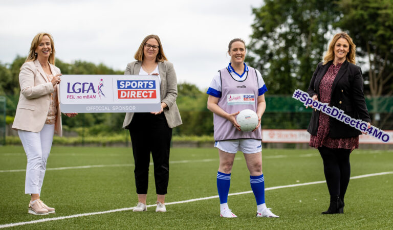 Sports Direct's Announce New Three-Year Sponsorship of the Ladies Gaelic Football Association's Gaelic4Mothers&Others Programme