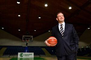 John Feehan appointed Basketball Ireland CEO