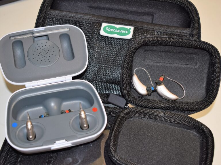 Specsavers Hearcare Hearing Aids