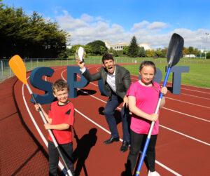 Texaco Sport Club Funding Initiative
